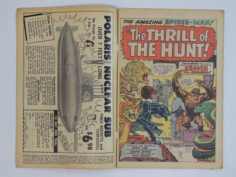 AMAZING SPIDER-MAN #34 - (1966 - MARVEL - UK Price Variant) - Fourth appearance of Kraven the Hunter - Image 3 of 9