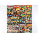 MIGHTY COMICS GROUP MIXED LOT - (12 in Lot) - (UK Cover Price & US Price) - Includes FLY MAN #37,