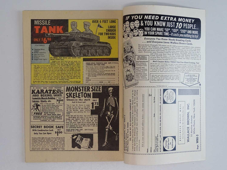 SILVER SURFER #5 - (1969 - MARVEL) Silver Surfer battles the Stranger + The Thing, Mr. Fantastic, - Image 4 of 8
