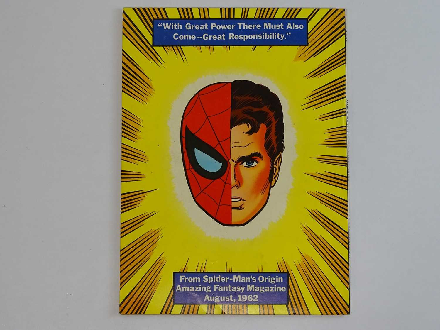 Marvel Treasury Edition #1 Spectacular Spider-Man (Marvel - 1974) Includes Gil Kane and Steve - Image 2 of 8