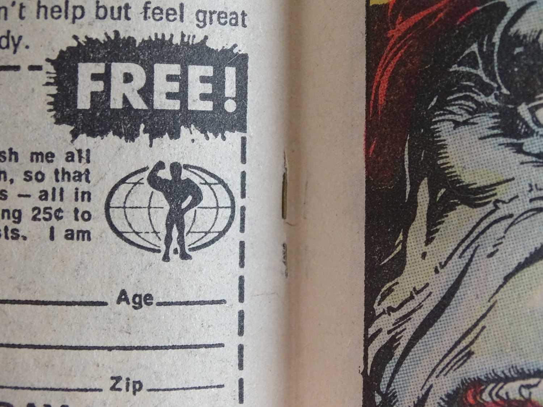 MONSTER OF FRANKENSTEIN #2 - (1973 - MARVEL) First appearance 'Bride of Frankenstein' - Mike Ploog - Image 7 of 9
