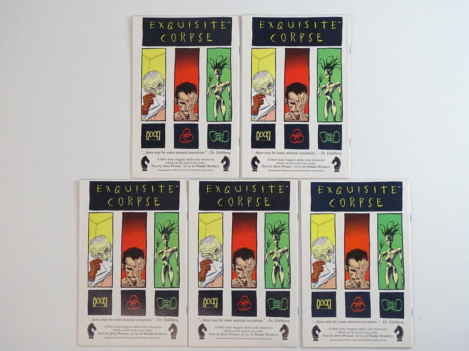 ALIENS: EARTH WAR #1 - (5 in Lot) - (1990 - DARK HORSE) - First Printing - Five (5) #1 issues for - Image 2 of 2