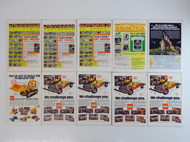 AVENGERS #169, 170, 182, 183, 188, 189, 201, 202, 203, 204 - (10 in Lot) - (1978/80 - MARVEL) - - Image 2 of 2