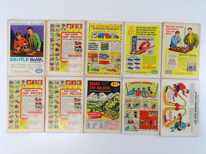 SUPERMAN'S PAL: JIMMY OLSEN #107, 109, 111, 116, 117, 118, 119, 120, 121, 122 - (10 in Lot) - ( - Image 2 of 2