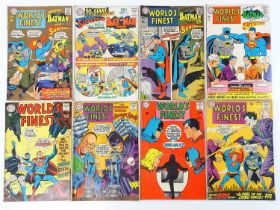 WORLD'S FINEST: STARRING BATMAN & SUPERMAN #168, 170, 171, 172, 174, 175, 176, 177 - (8 in Lot) - (