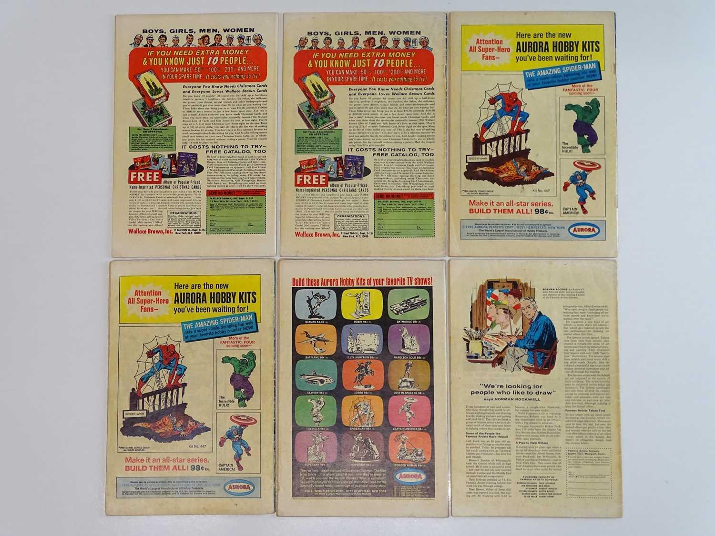 DAREDEVIL #19, 20, 24, 25, 26, 27 - (6 in Lot) - (1966/67 - MARVEL - US Price & UK Price - Image 2 of 2