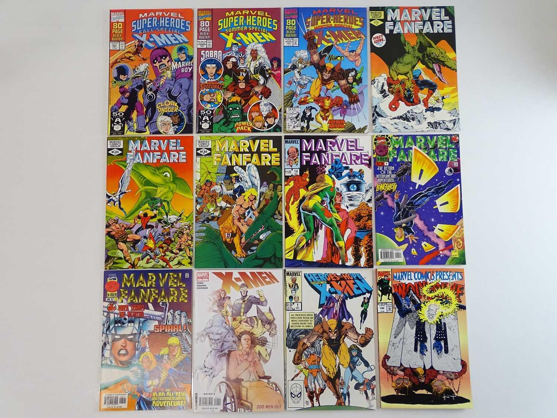 MIXED MARVEL COMICS LOT - (12 in Lot) - (MARVEL) Includes MARVEL SUPER-HEROES SPECIAL: X-MEN (