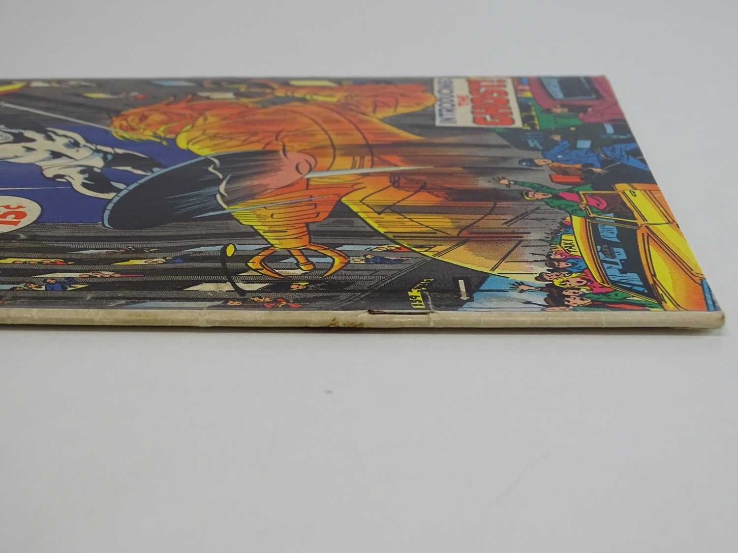 SILVER SURFER #8 - (1969 - MARVEL - UK Cover Price) First appearance of the Flying Dutchman + - Image 9 of 9