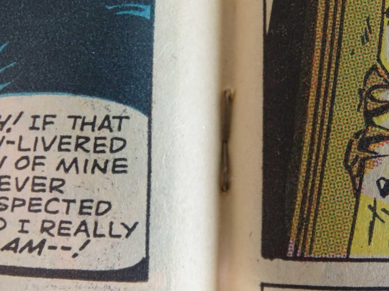 AMAZING SPIDER-MAN # 66 (1968 - MARVEL) - Spider-Man battles Mysterio. + Green Goblin cameo - John - Image 6 of 9