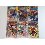 AMAZING SPIDER-MAN #327, 330, 331, 339, 340, 341 - (6 in Lot) - (1989/90 - MARVEL) - Includes