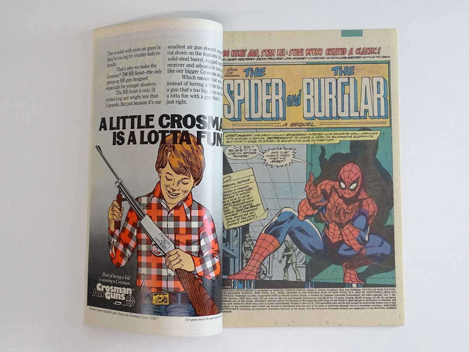 AMAZING SPIDER-MAN #200 - (1980 - MARVEL) - Spider-Man's origin is retold and he confronts the - Image 3 of 9