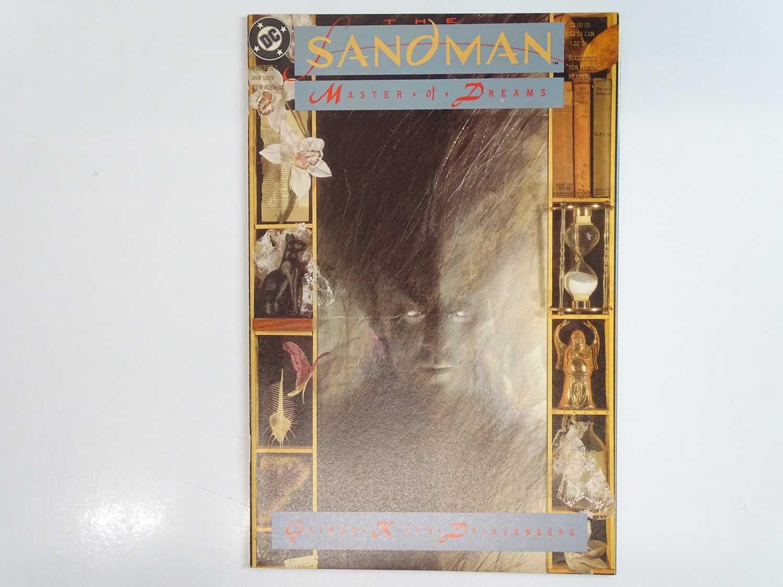 SANDMAN: MASTER OF DREAMS #1 - (1989 - DC) - KEY Modern Book - Pre-Vertigo - First appearance of
