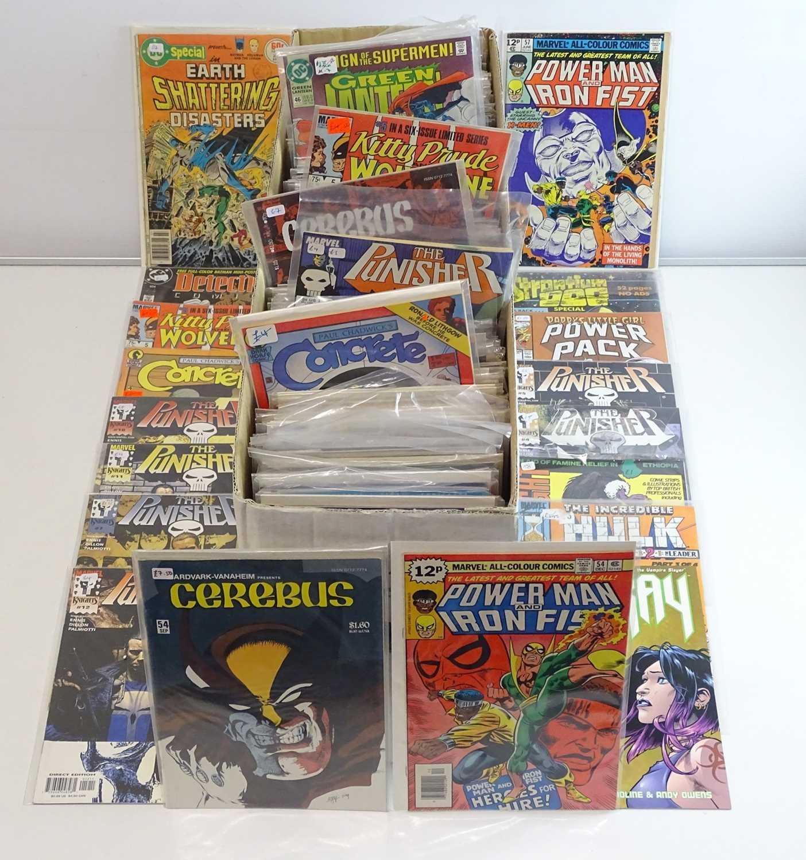 EXCALIBUR LUCKY DIP JOB LOT 310+ COMICS - Includes MARVEL, DC, VERTIGO, IMAGE, MALIBU, DARK