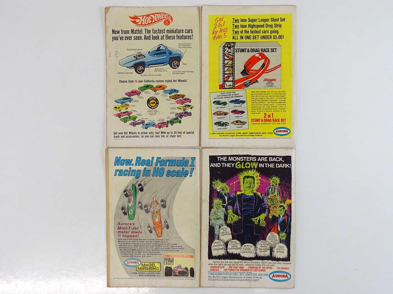 BRAVE & BOLD: BATMAN & DEADMAN, FLASH & AQUAMAN #79, 81, 82, 86 - (4 in Lot) - (1969/70 - DC - UK - Image 2 of 2