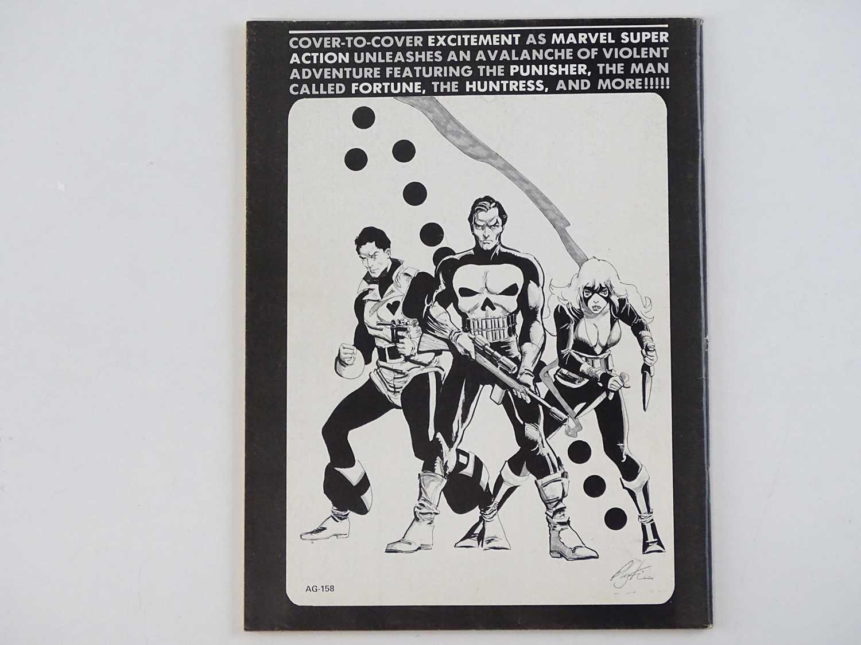MARVEL SUPER ACTION: PUNISHER #1 - (1976 - MARVEL - UK Cover Price) - Early Punisher appearance + - Image 2 of 9