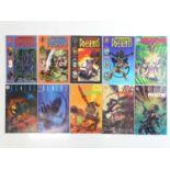 PREDATOR & ALIENS LOT (10 in Lot) - (DARK HORSE) - ALL First Printings + Includes ALIENS (1989) #