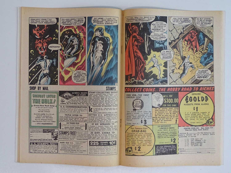 SILVER SURFER #16 - (1970 - MARVEL) - Mephisto, Nick Fury, Dum-Dum Dugan appearances - John - Image 5 of 9