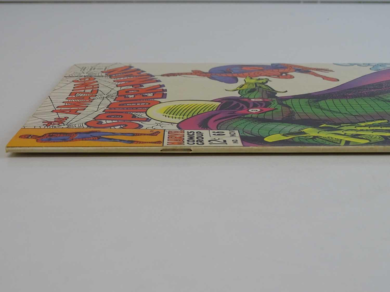 AMAZING SPIDER-MAN # 66 (1968 - MARVEL) - Spider-Man battles Mysterio. + Green Goblin cameo - John - Image 8 of 9