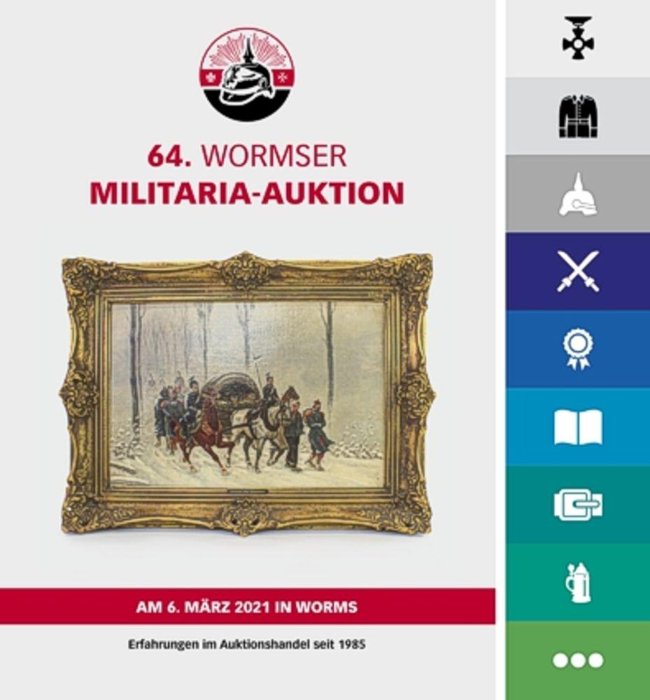 64. Wormser Militaria Auktion