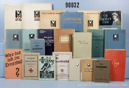 sehr umfangreiches Konvolut, überwiegend Kaiserreich und 3. Reich, größtenteils...