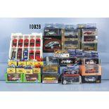 Konv. über 40 Modellfahrzeuge und 9 Euromodell Setpackungen Felgensätze, dabei ...