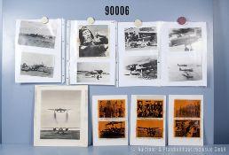 """umfangreiches Fotokonvolut, 4 Hängeordner """"türkische, japanische und italienische ..."""
