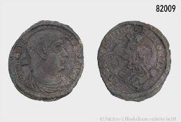 Römische Kaiserzeit, Magnentius (350-353), Centenionalis, Amiens, 4,27 g, 22 mm, Bastien ...