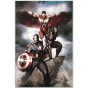 """Marvel Comics """"Captain America: Hail Hydra #3"""" Numbered Limited Edition Giclee o"""
