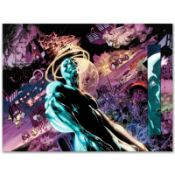 """Marvel Comics """"Silver Surfer: In Thy Name #3"""" Numbered Limited Edition Giclee on"""