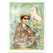 """""""Little Rajah and the Unicorns"""" Limited Edition Lithograph (29.5"""" x 41.5"""") by Ed"""