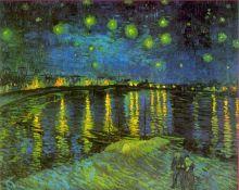 Van Gogh - Rhone
