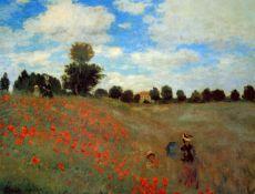 Claude Monet - Les Coqueliquots