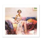 """Pino (1931-2010), """"Sweet Sensation"""" Limited Edition on Canvas, Numbered and Hand"""