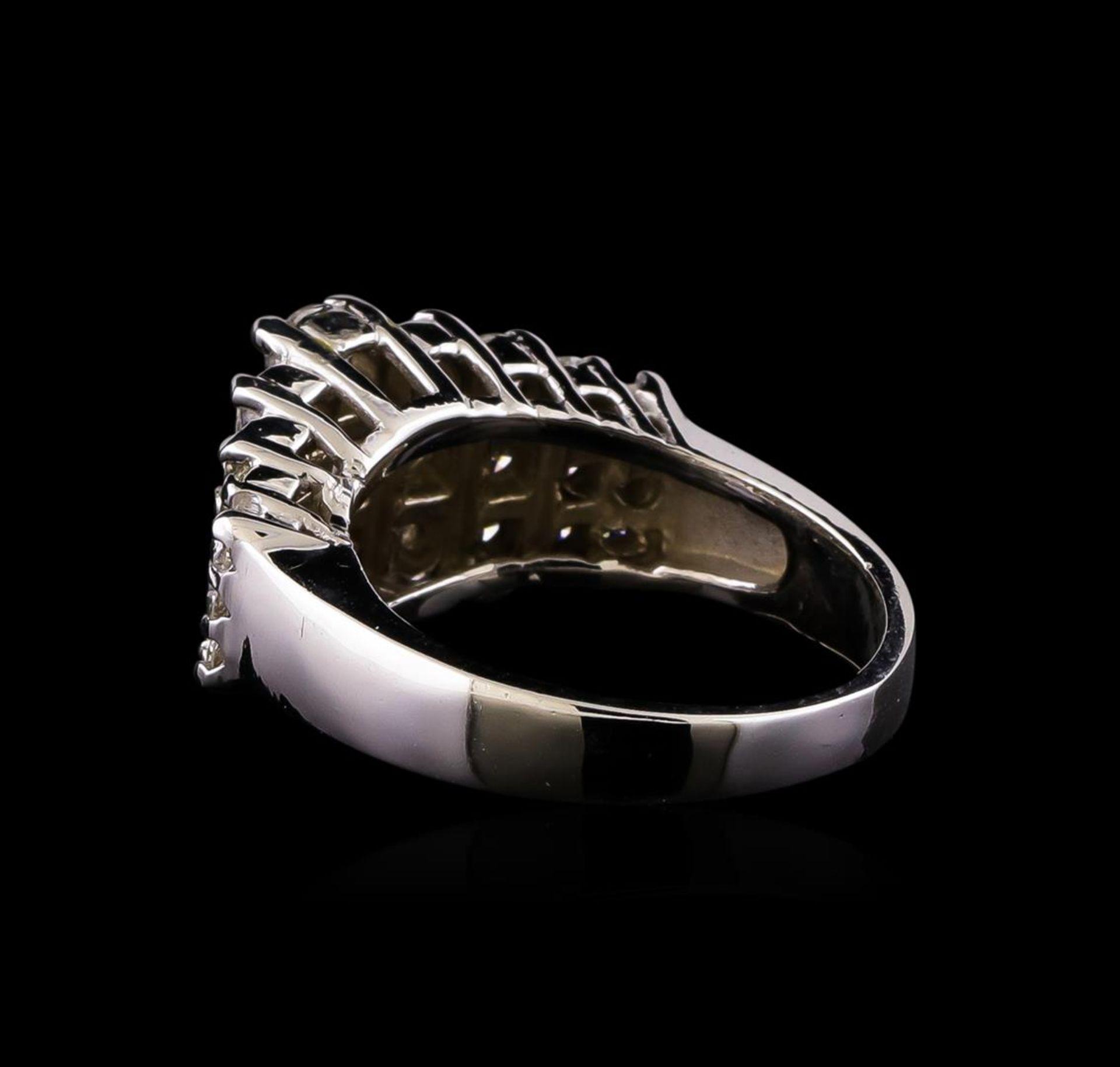 14KT White Gold 1.00 ctw Diamond Ring - Image 3 of 5
