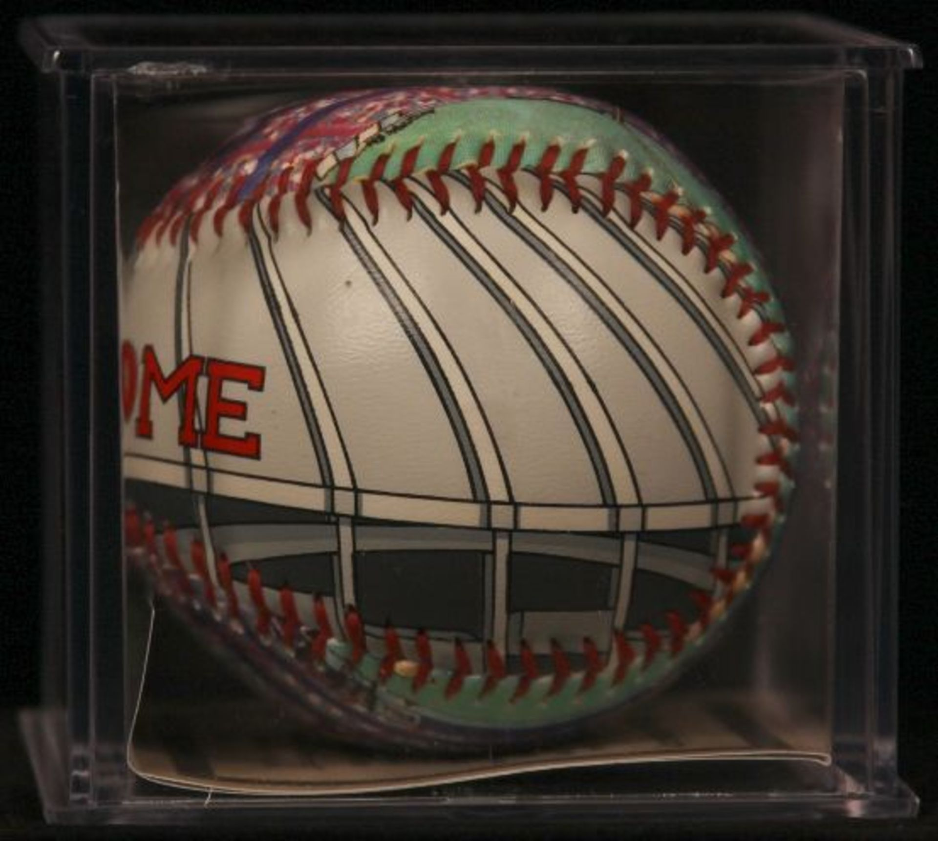 "Unforgettaball! ""Kingdome"" Collectable Baseball - Image 3 of 6"