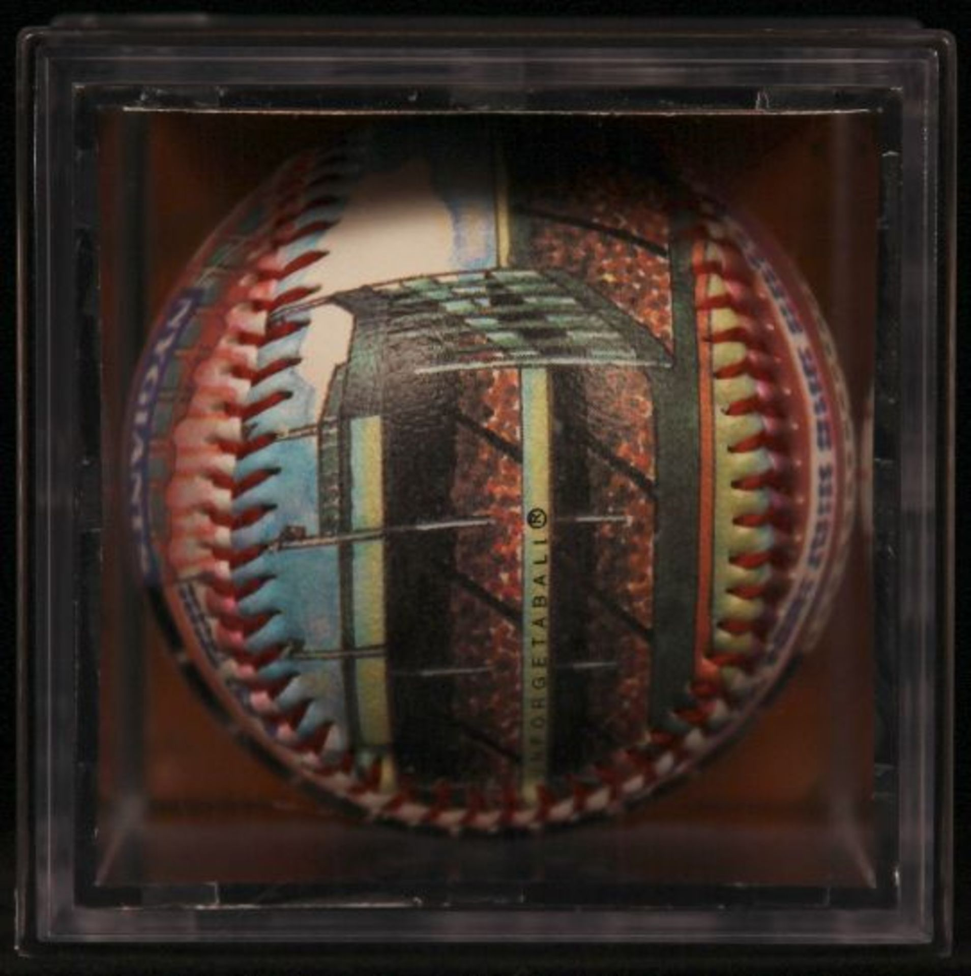 """Unforgettaball! """"Polo Grounds"""" Collectable Baseball - Image 4 of 4"""