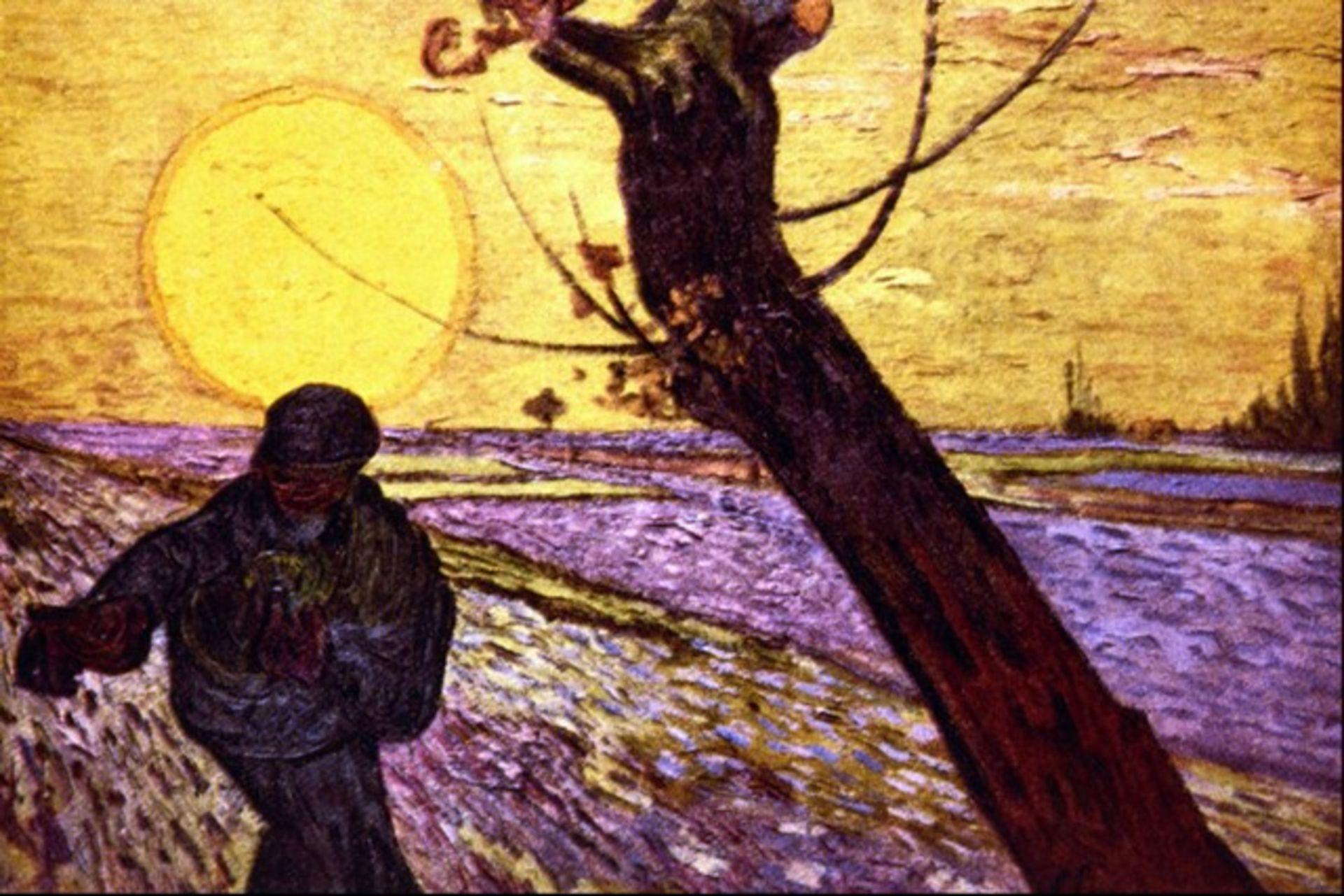 Van Gogh - Le Semeur