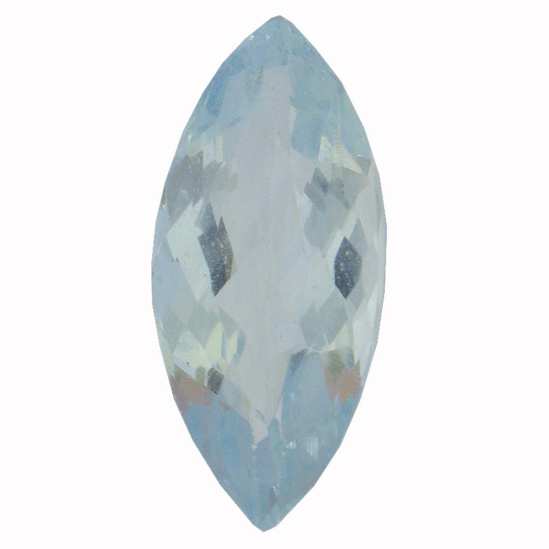 2.83ctw Marquise Aquamarine Parcel