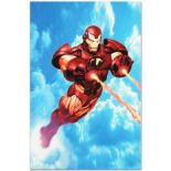 "Marvel Comics ""Iron Man: Iron Protocols #1"" Numbered Limited Edition Giclee on C"
