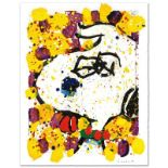 """""""Squeeze The Day-Wednesday"""" Limited Edition Hand Pulled Original Lithograph (29"""""""