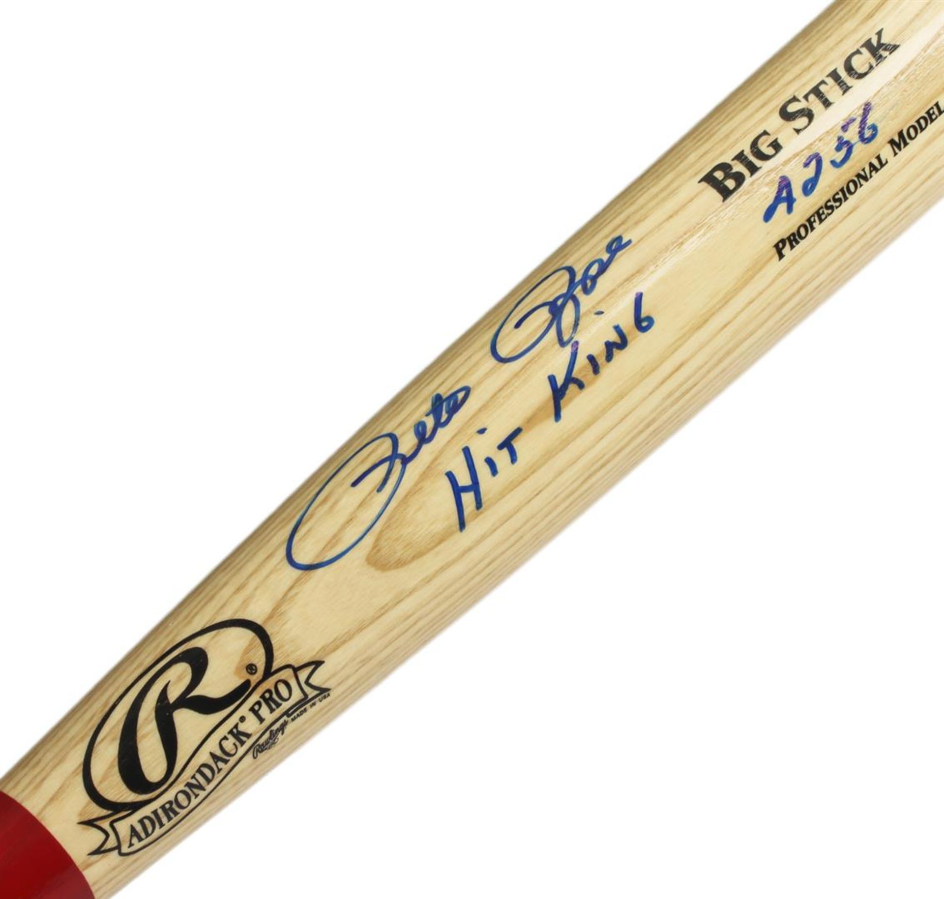 Autographed Pete Rose Baseball Bat - Image 2 of 3