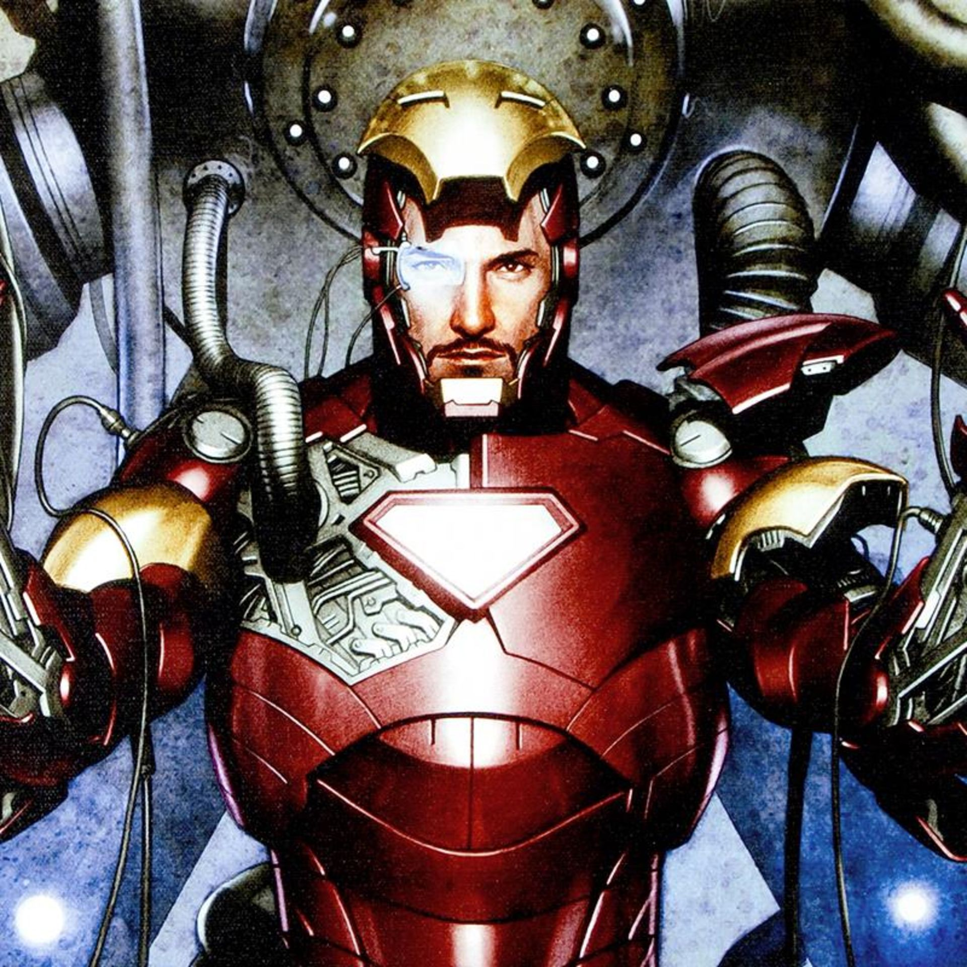 """Stan Lee Signed, """"Iron Man: Director of S.H.I.E.L.D. #31"""" Numbered Marvel Comics - Image 2 of 2"""