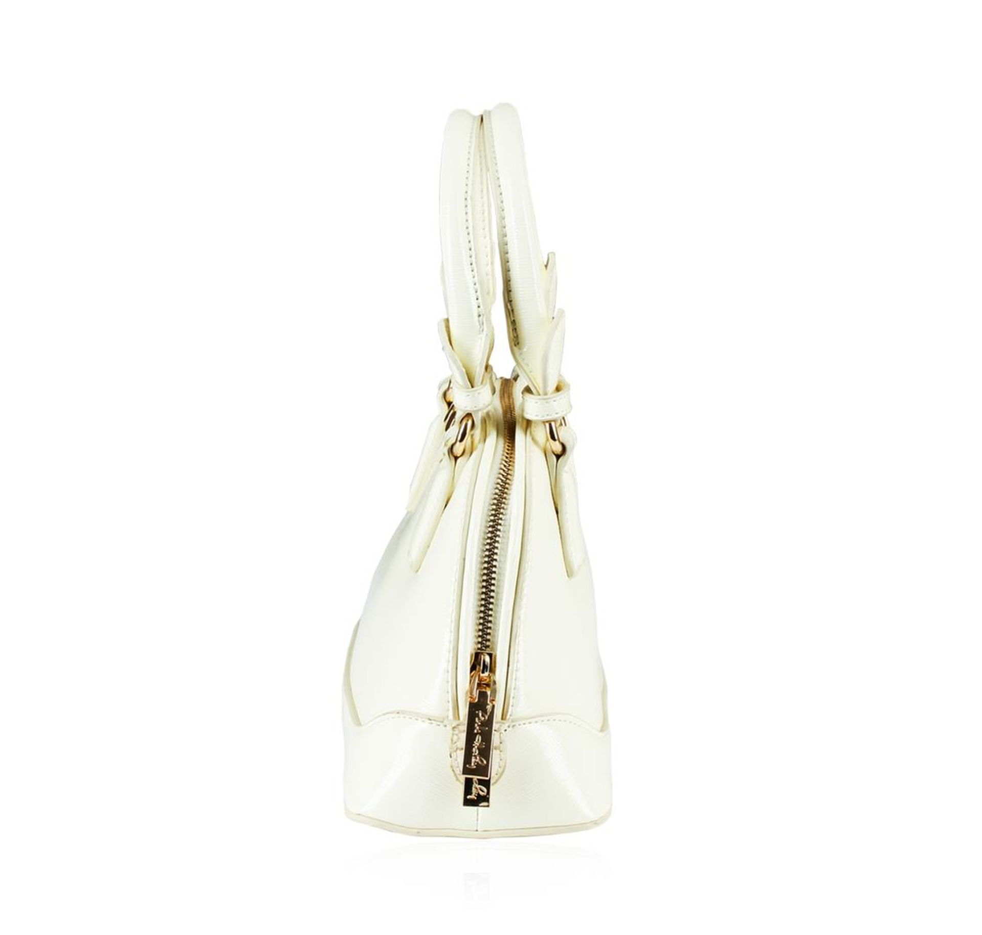White Becca Mini Handbag - Image 2 of 3