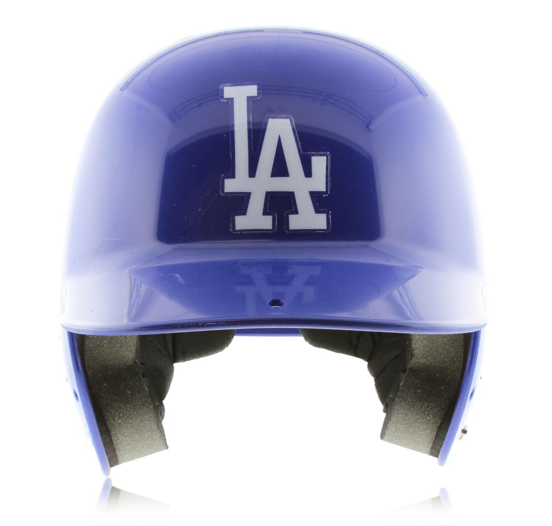 Autographed Duke Snider LA Dodgers Helmet PSA Certified - Image 2 of 4
