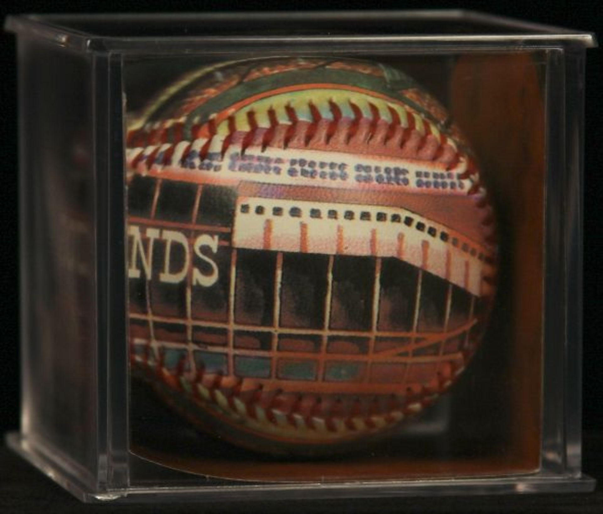 """Unforgettaball! """"Polo Grounds"""" Collectable Baseball - Image 3 of 4"""