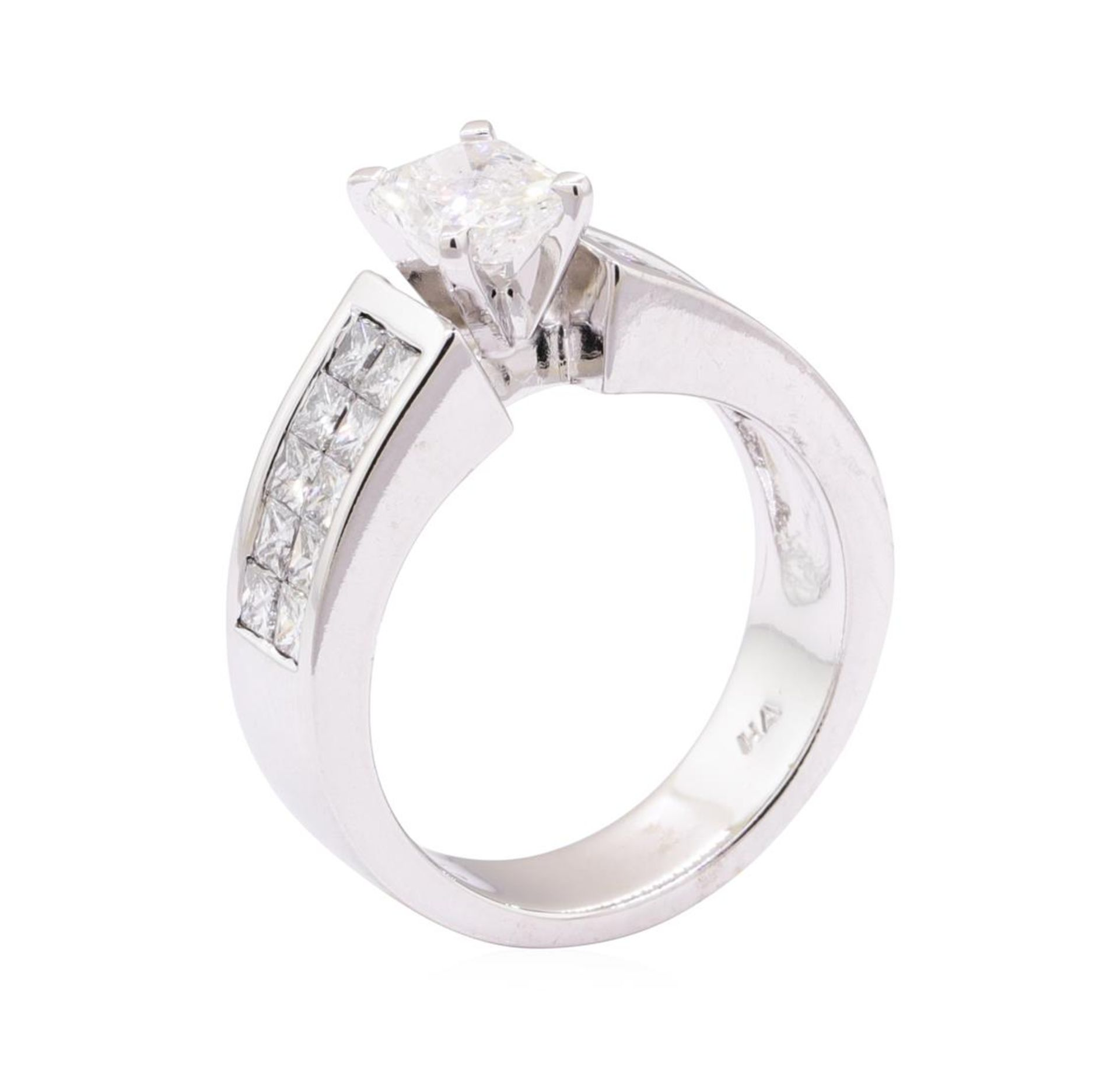 2.23 ctw Diamond Ring - 14KT White Gold - Image 4 of 5