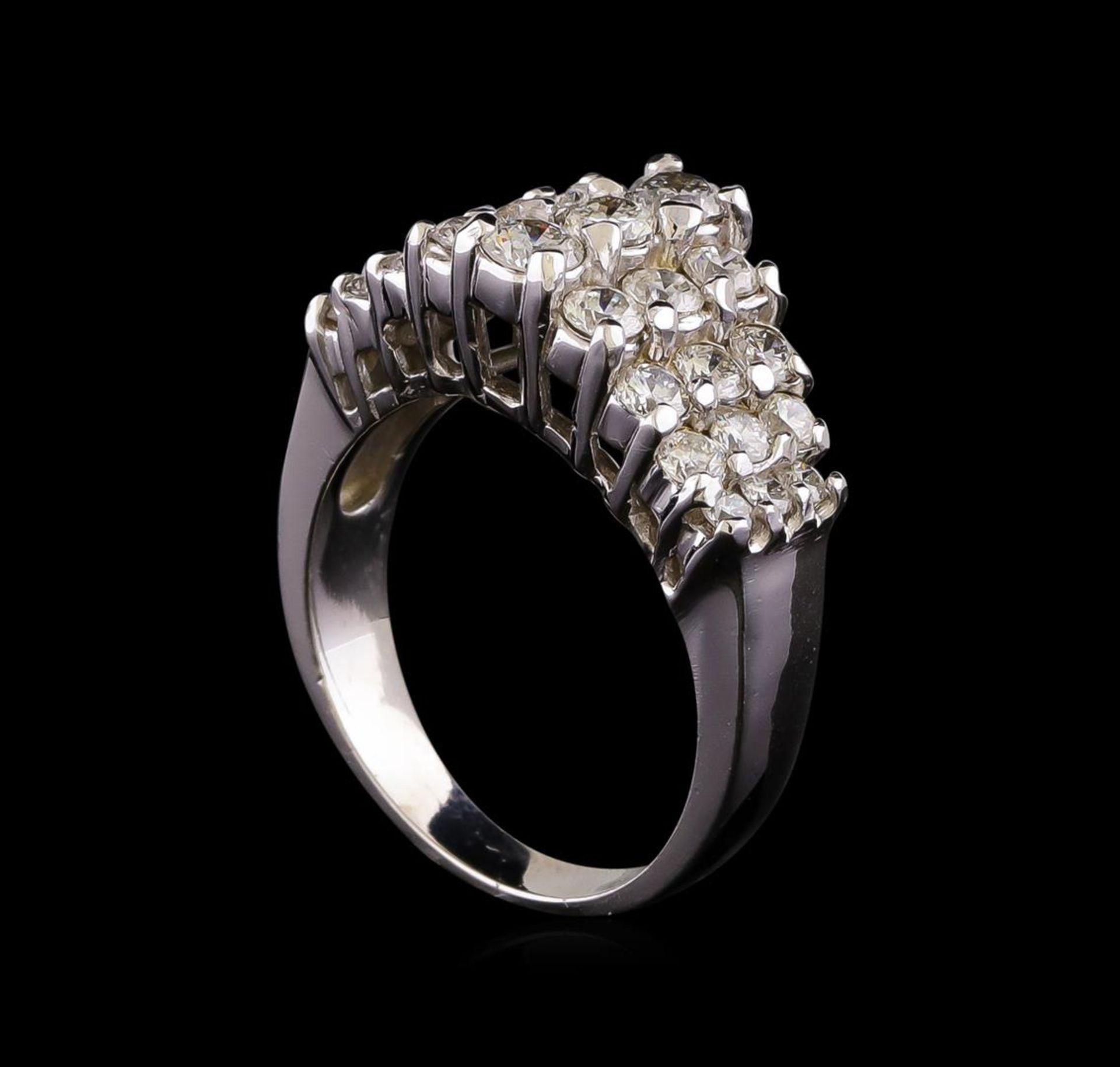 14KT White Gold 1.00 ctw Diamond Ring - Image 4 of 5