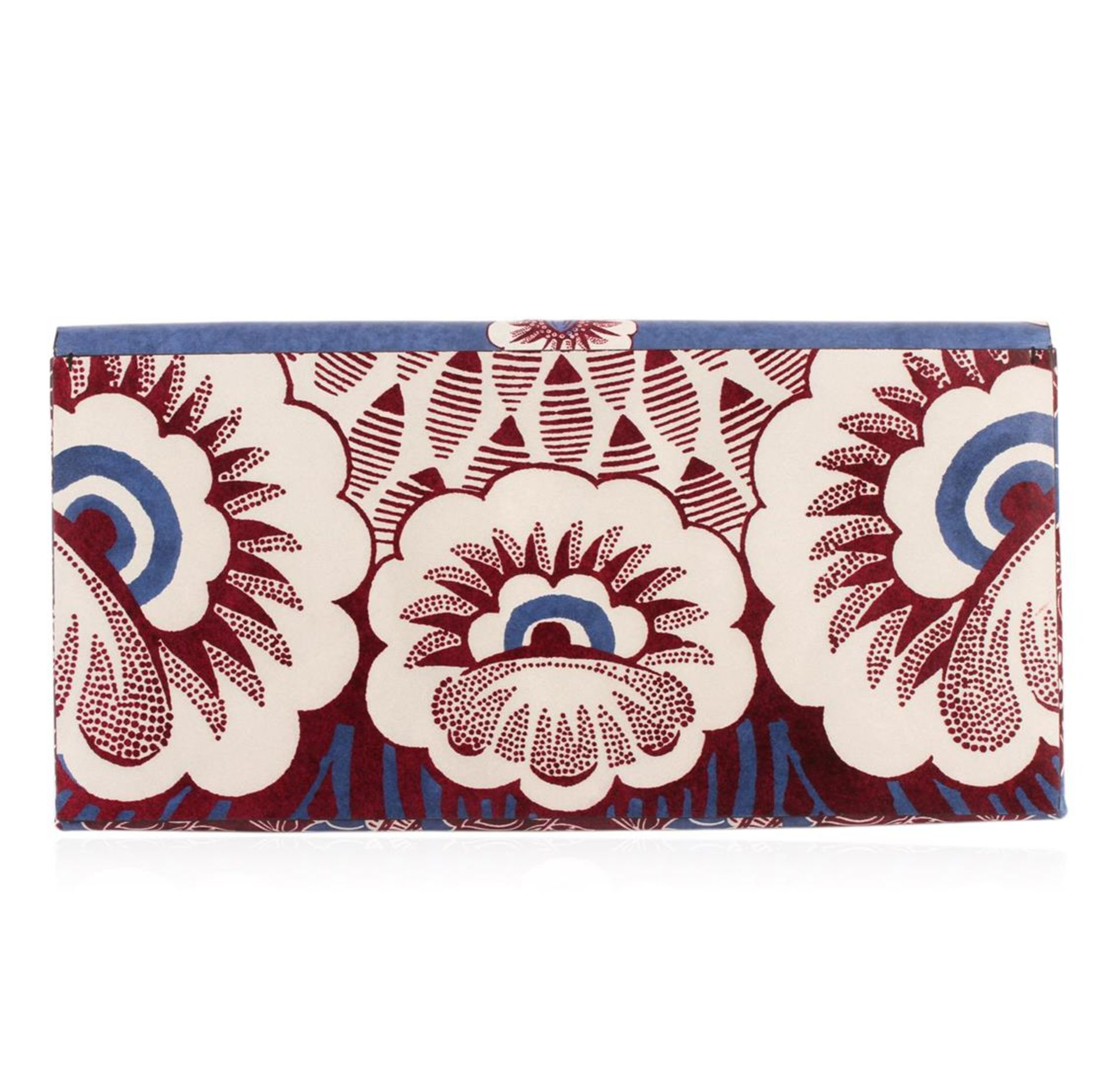Valentino 2015 Floral Clutch - Image 2 of 5