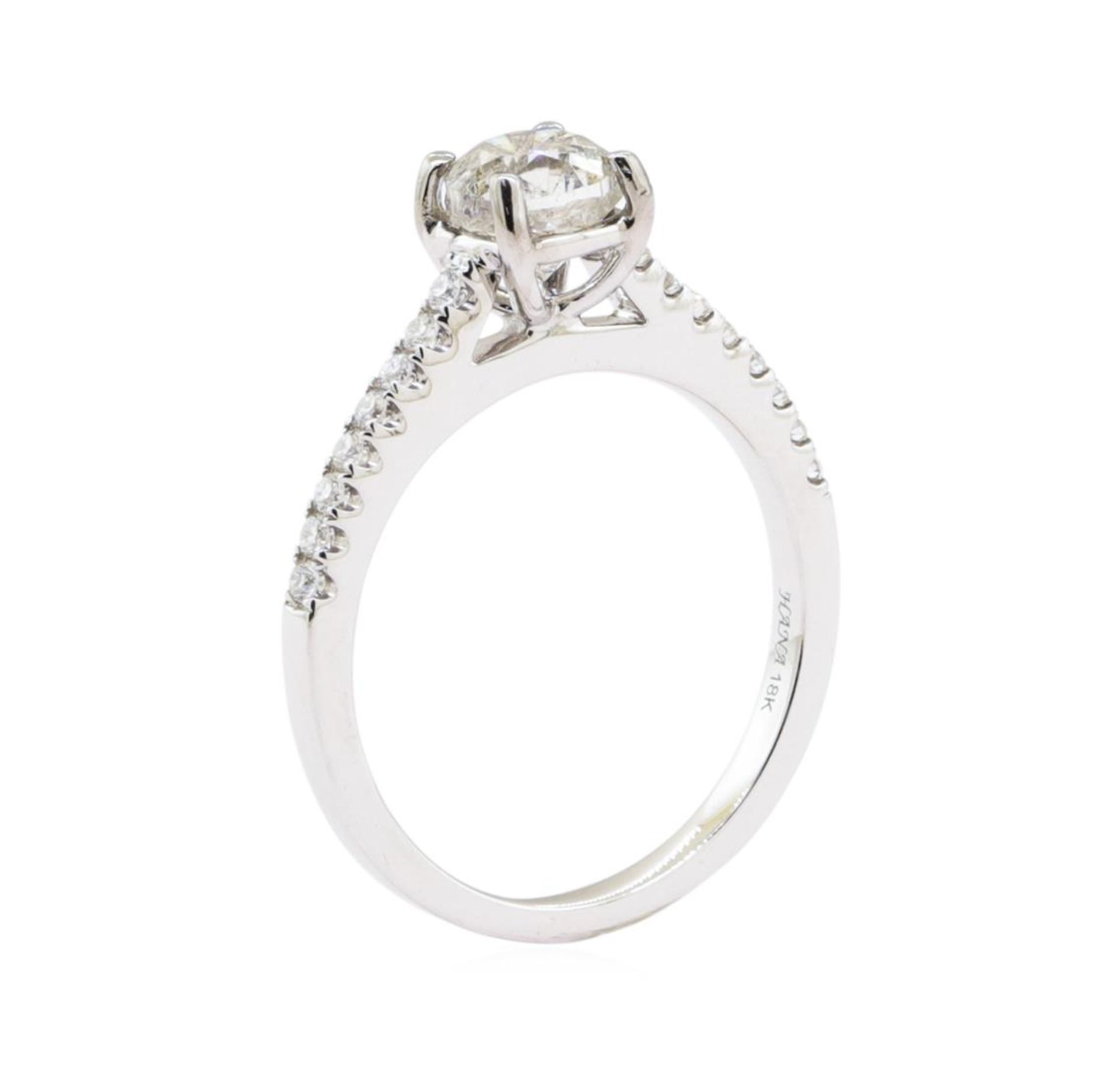 1.07ct Diamond Ring - 18KT White Gold - Image 4 of 4
