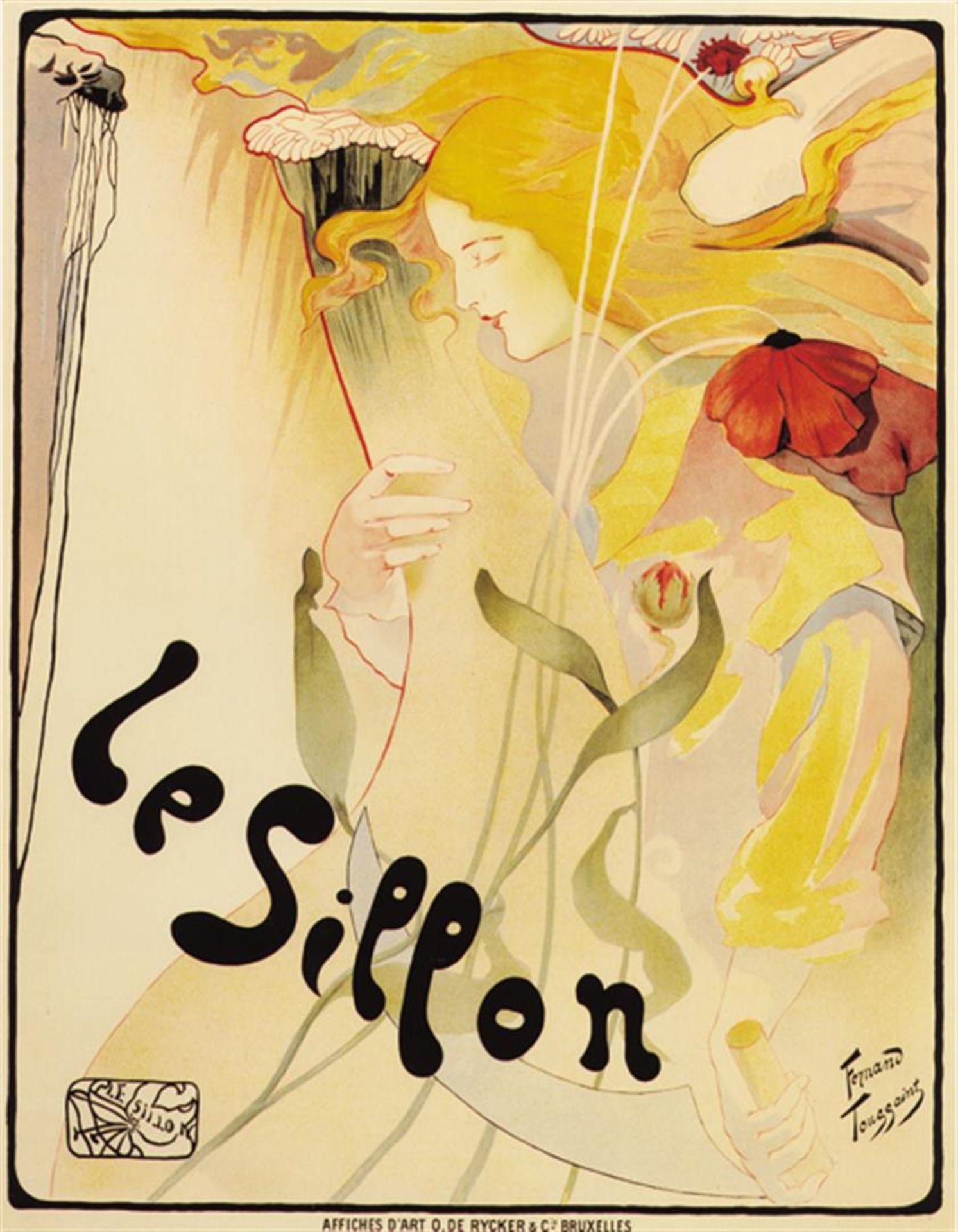 Fernand Toussaint - Le Sillon